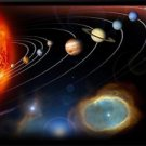 Solar System  Planets Poster A 13x19