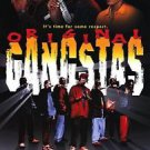 Original Gangstas Single Sided Original Movie Poster 27x40 inches