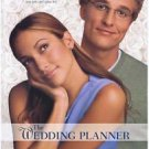 Wedding Planner Single Sided Original Movie Poster 27x40 inches