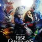 Rise Of The Guardians Regular Double Sided Original Movie Poster 27x40 inches