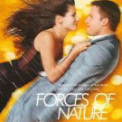 Forces of Nature (Yellow) Double Sided Original Movie Poster 27x40 inches