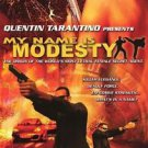 My Name Is Modesty Dvd Poster Original Single Sided 27X40 inches