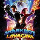 Sharkboy and Lavagirl Double Sided Original Movie Poster 27x40 inches