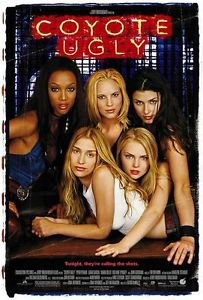 Coyote Ugly Single Sided Original Movie Poster 27x40 inches