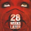 28 Weeks Later Movie Poster Original Single Sided 27x40 inches