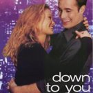 Down to You Single Sided Original Movie Poster 27x40 inches