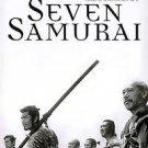 Seven Samurai  Style D Movie Poster 13x19 inches