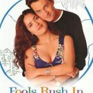 Fools Rush In Double Sided Original Movie Poster 27x40 inches