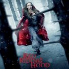 Red Riding Hood Regular Double Sided Original Movie Poster 27x40 inches