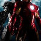 "Iron Man 2 Teaser  One Sided 27""x40' inches Orig Movie Poster Marvel"