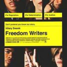 Freedom Writers Version C Double Sided Original Movie Poster 27x40 inches