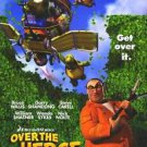 Over The Hedge Final Double Sided Original Movie Poster 27x40 inches