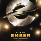 City of Ember Advance Double Sided Original Movie Poster 27x40 inches
