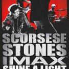 Shine a Light (Red) Single Sided Original Movie Poster 27x40 inches