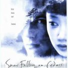 Snow Falling on Cedars Double Sided Original Movie Poster 27x40 inches