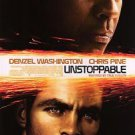 Unstoppable Double Sided Original Movie Poster 27x40