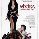 Elvira Mistress of the Dark Cassandra Peterson Poster Style H 13x19