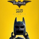 The Lego Batman Movie Style b Movie Poster 13x19
