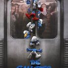 Smurfs Advance B (Summer) Double Sided Original Movie Poster 27x40 inches