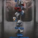 Smurfs Advance B (Coming Soon) Double Sided Original Movie Poster 27x40 inches