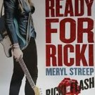 Ricki and the Flash Regular Original Movie Poster Double Sided 27x40 inches