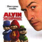 Alvin and the Chipmunks Version A  Double Sided Original Movie Poster 27x40