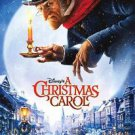 A Christmas Carol Advance B Double Sided Original Movie Poster 27x40 inches
