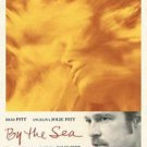By The Sea Original Movie Poster Double Sided 27x40 inches