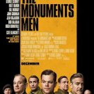 Monuments Men The Double Sided Original Movie Poster 27x40