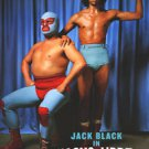 Nacho Libre Advance Version D Original Movie Poster Double Sided 27x40 inches