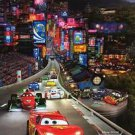 Cars 2 Advance Tokyo Double Sided Original Movie Poster 27x40 inches