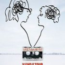 End of the Tour Original Movie Poster Double Sided 27x40