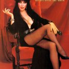 Elvira Mistress of the Dark Cassandra Peterson Poster Style HE 13x19