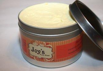 Scented Shea Butter, Shea Body Butter Organic 10 oz