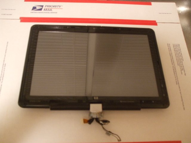 441106-001 Hewlett Packard HP TX1000 Complete Replacement LCD Screen WXGA 1280x800