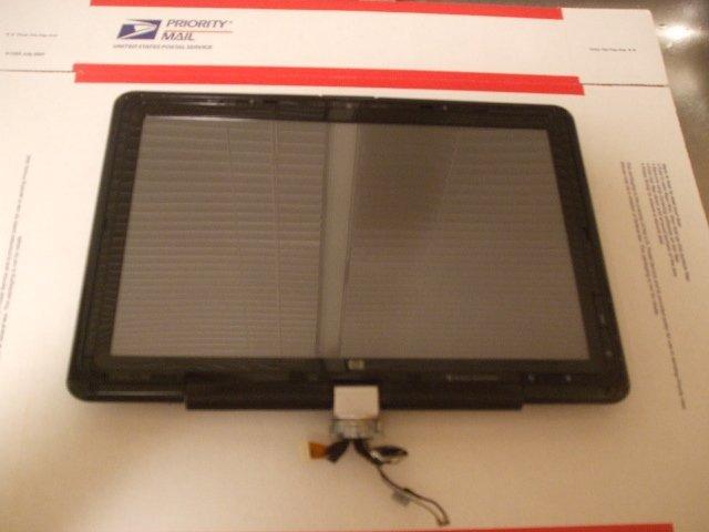 464143-001 Hewlett Packard HP TX2000 Complete Replacement LCD Screen Touchscreen WXGA 1280x800