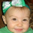 St. Pattys Day Bow