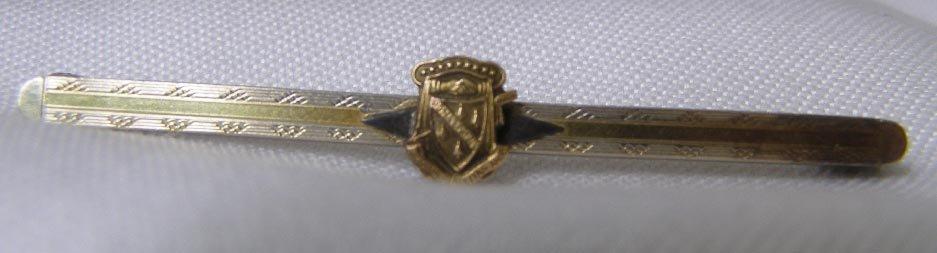 Vintage 1920s Sigma Epsilon Fraternity Pin