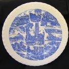 Vintage 1950's Florida Vernon Kilns Souvenir Plate