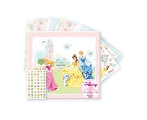 Sandylion Disney PRINCESS DREAMLAND 12 X 12 Scrapbook Album Kit
