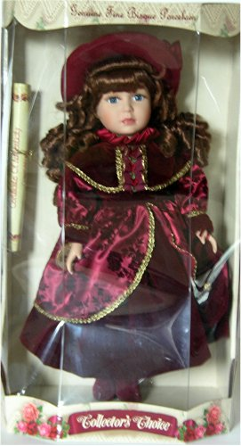 Limited Edition Collector�s Choice VICTORIAN DOLL NIB