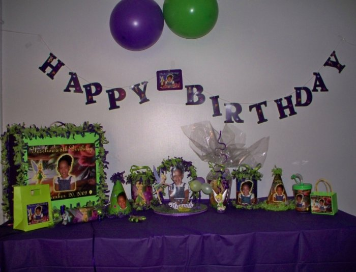 Birthday Party Package Combo