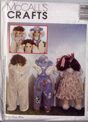 Kelly Doll Dress Patter