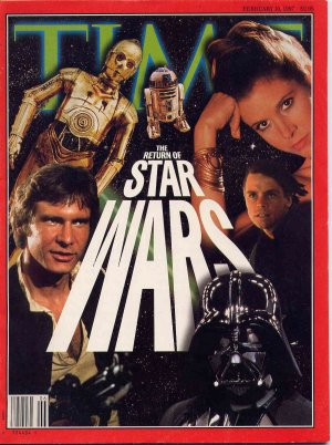 The Return of Star Wars February 10, 1997 Issue of Time Magazine