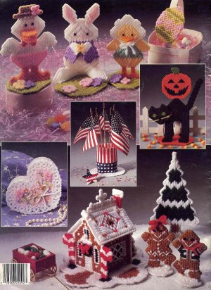 Plastic Canvas Halloween Crafts - Free Articles Directory | Submit