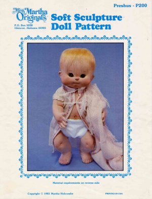 Free Stuff: Miss Muff Cloth Doll Pattern - Listia.com Auctions for