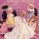 Fashion Doll Dream Wedding Crochet Dress Patterns for Barbie Skipper and Kelly