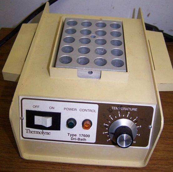 Barnstead Thermolyne 17600 Dri-Bath model DB17615