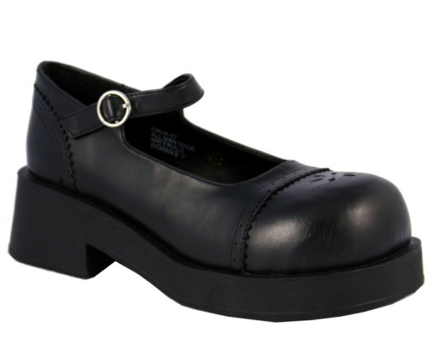 """""""Crux"""" - Women's Shoes with Front Flower Cutout"""