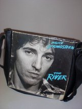 Bruce Springsteen Album Purse! SHOW STOPPER!! One of a kind!